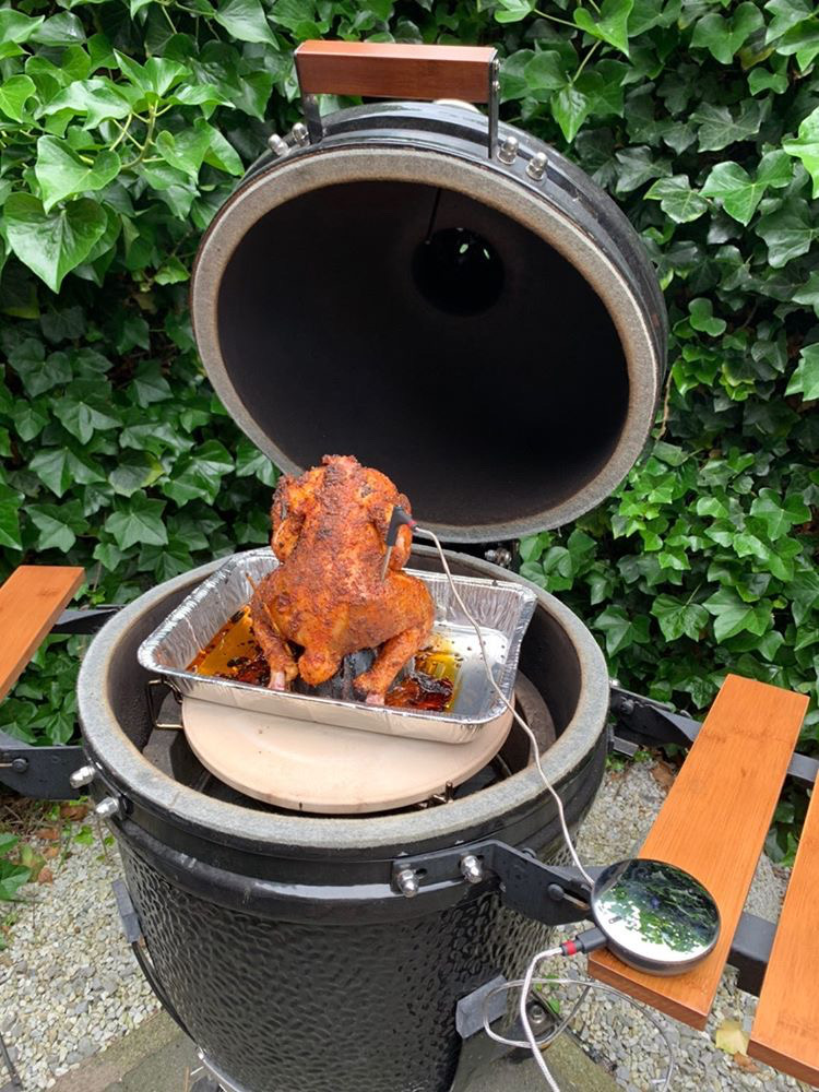 Beer can Chicken – Radler