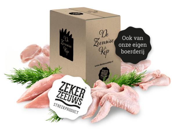 De Zeeuwse Kip Pakket