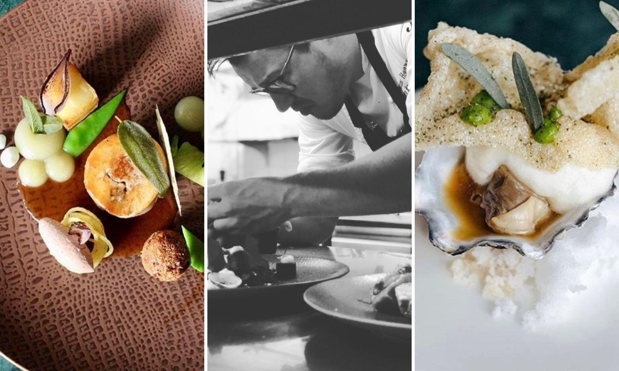 5 vragen aan Torben Bouterse, chef-kok Restaurant Hemingway