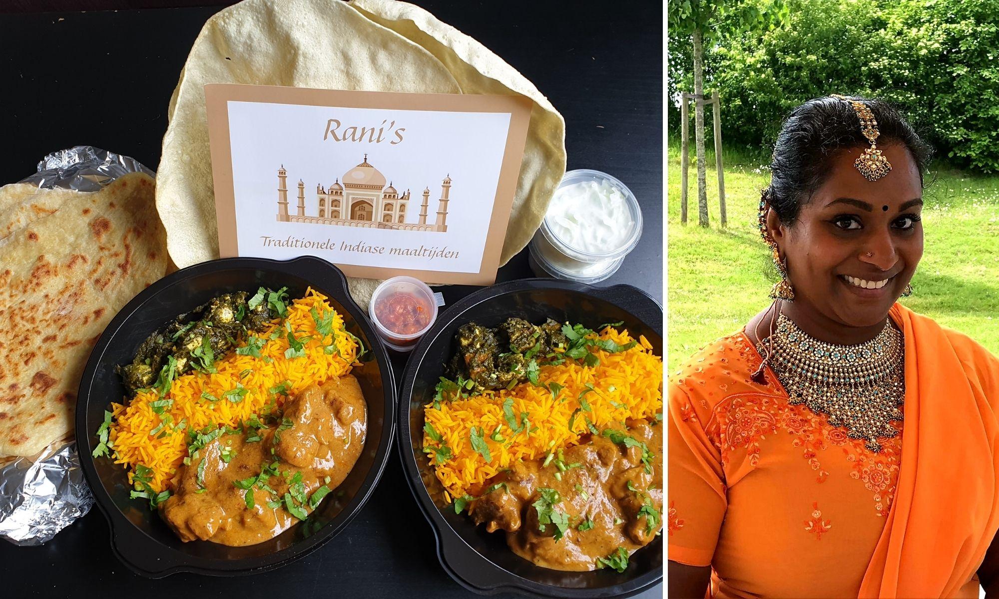 Rani's – Traditionele Indiase maaltijden