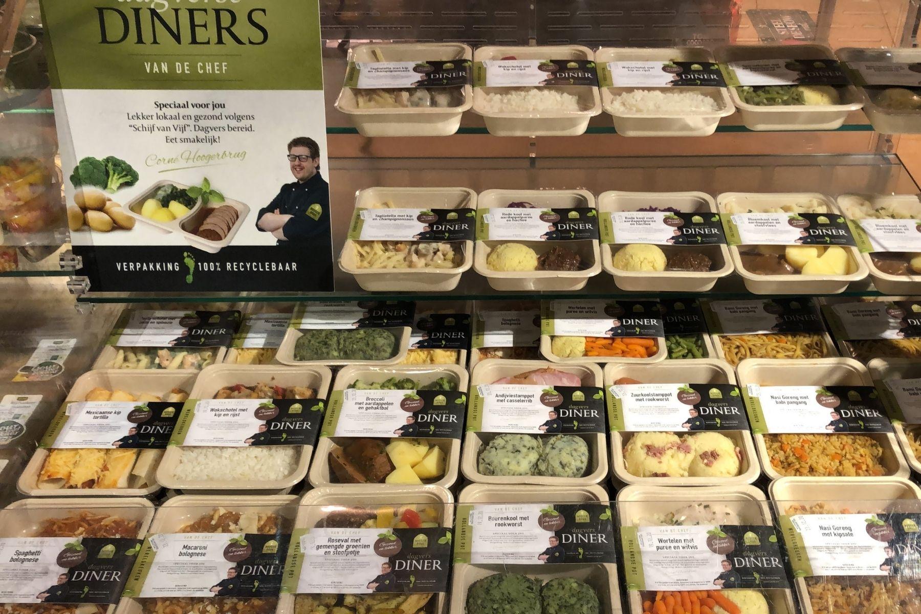 Corona als inspirator voor nieuw food concept